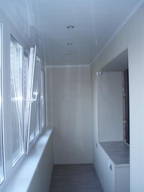 Внутренняя отделка,утепление балконов и лоджий. крылов алекс.