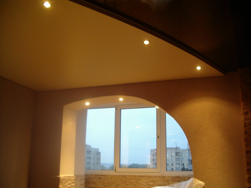 Соеденить балкон со спальней. - остекление лоджий - каталог .