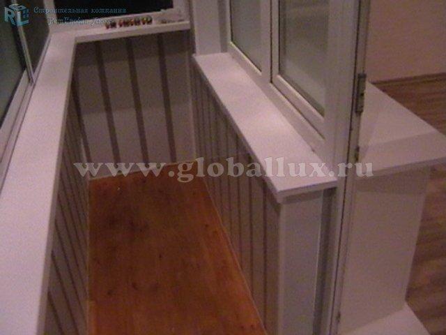 Ремонт балкона в хрущевке ооо ремглобал люкс - kvartirakrasi.