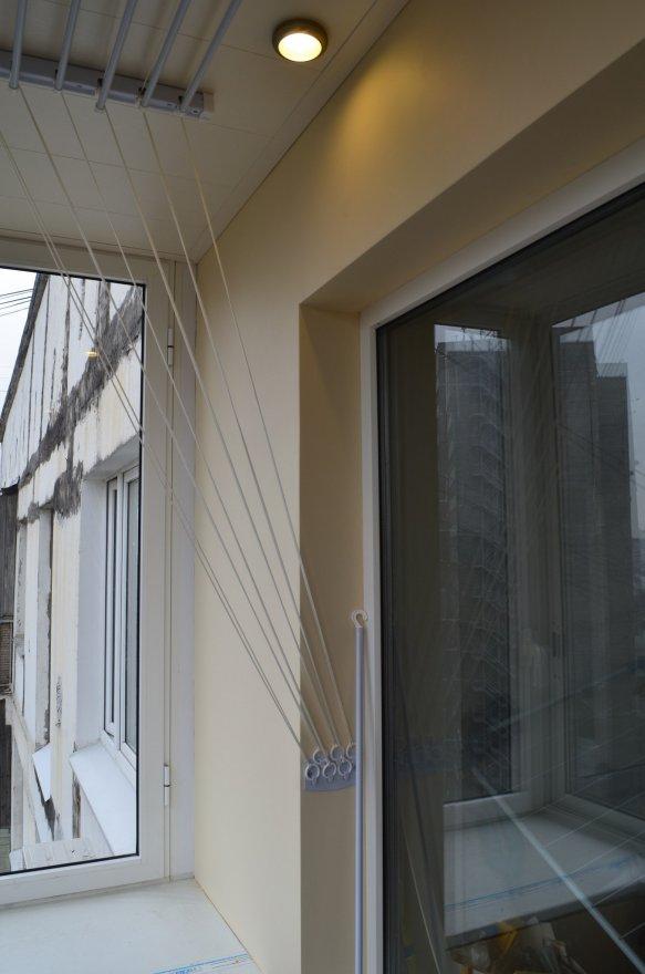 Серия ii 18 остекление балкона.