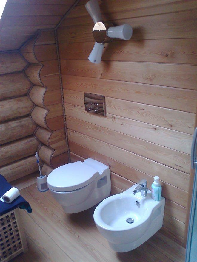 Как своими руками сделать санузел в деревянном доме