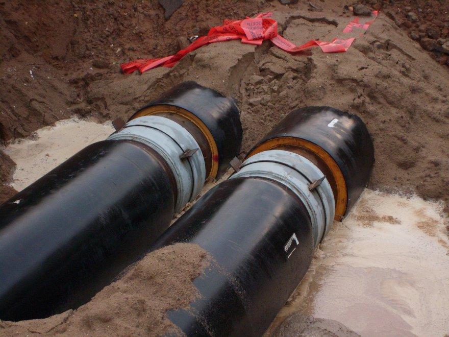 Трубопроводы тепловых сетей